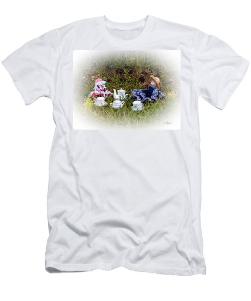 Picnic For Dolls Men's T-Shirt (Athletic Fit)