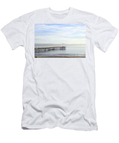 Pier Men's T-Shirt (Athletic Fit)