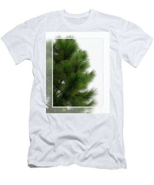 Pine Tree Men's T-Shirt (Athletic Fit)