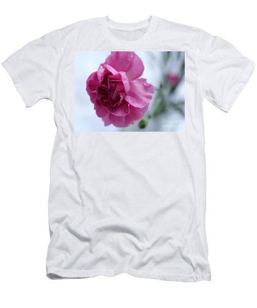 Pink Grace Men's T-Shirt (Athletic Fit)