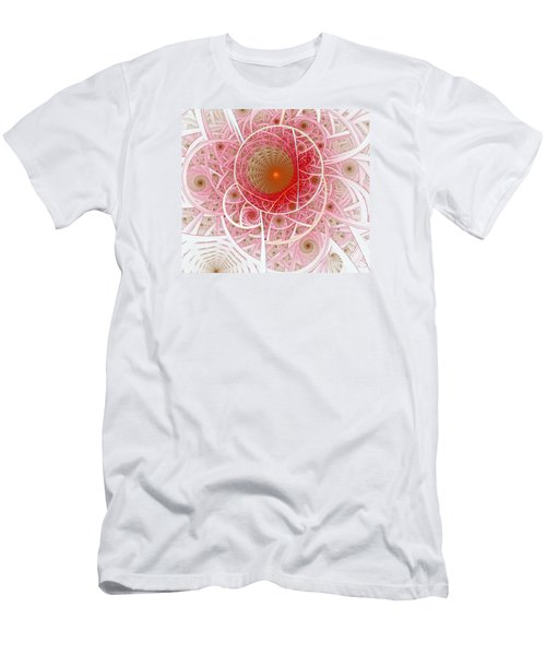 Pink Punk Men's T-Shirt (Athletic Fit)