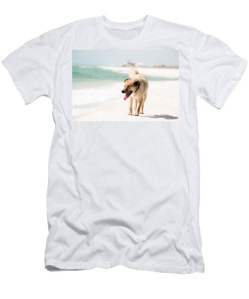 Play Buddy Men's T-Shirt (Slim Fit) by Shelby  Young