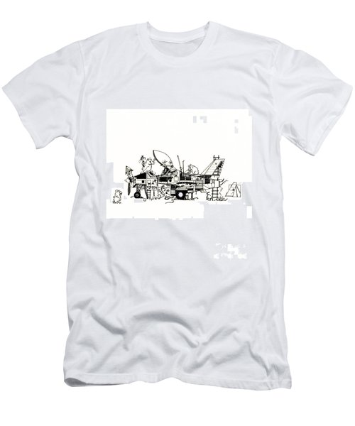 Playground Men's T-Shirt (Athletic Fit)
