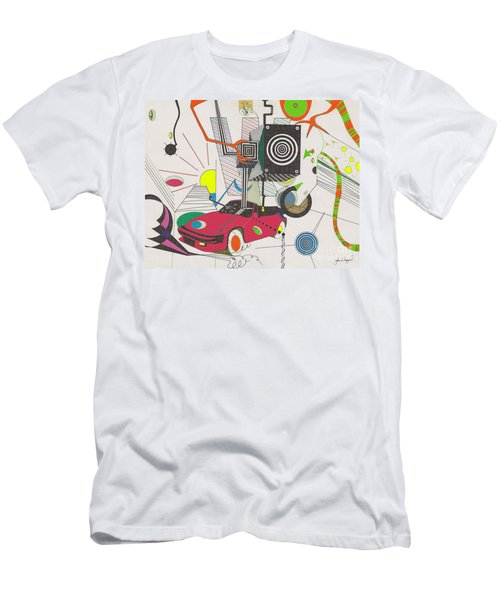 Playtime Men's T-Shirt (Athletic Fit)