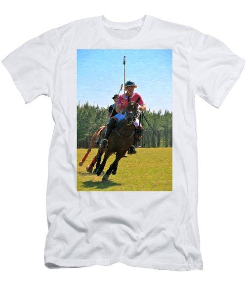 Polo Men's T-Shirt (Athletic Fit)