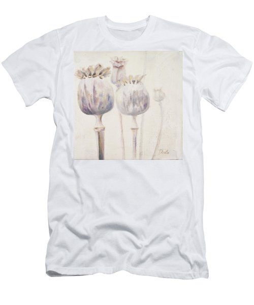Poppy Seeds II Men's T-Shirt (Athletic Fit)