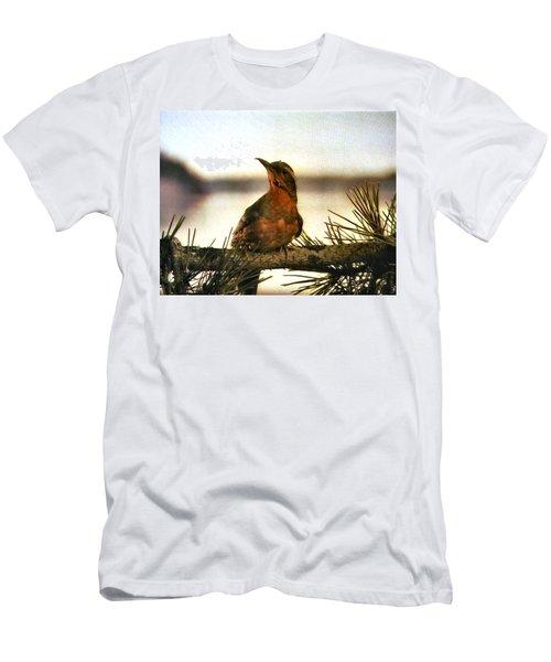 Population 51201 Men's T-Shirt (Athletic Fit)