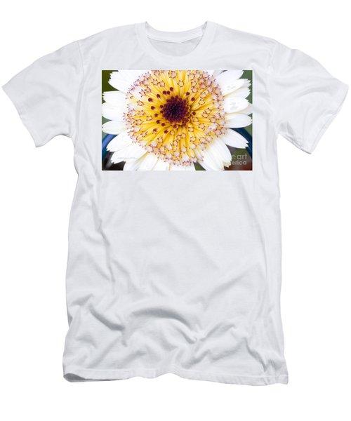 Pot Marigold Citrus Smoothies Men's T-Shirt (Athletic Fit)