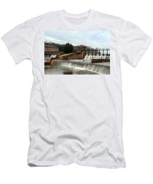 Prattville Dam Prattville Alabama Men's T-Shirt (Athletic Fit)