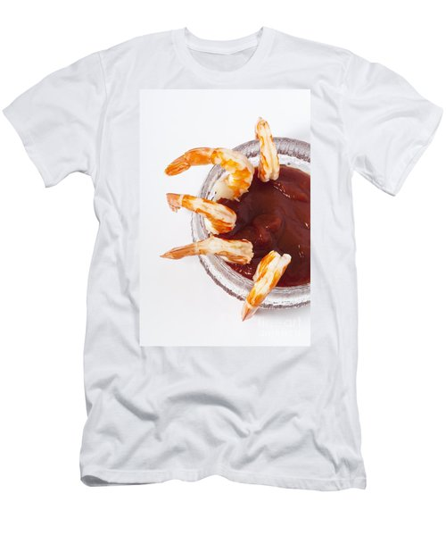 Prawn Cocktail Men's T-Shirt (Athletic Fit)