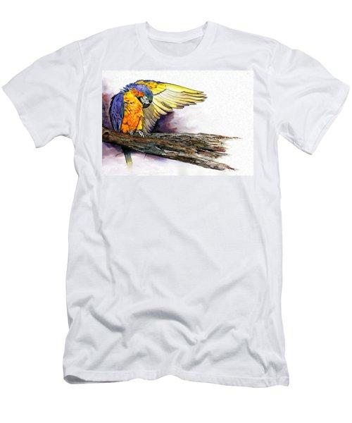 Pre-flight Check Men's T-Shirt (Athletic Fit)
