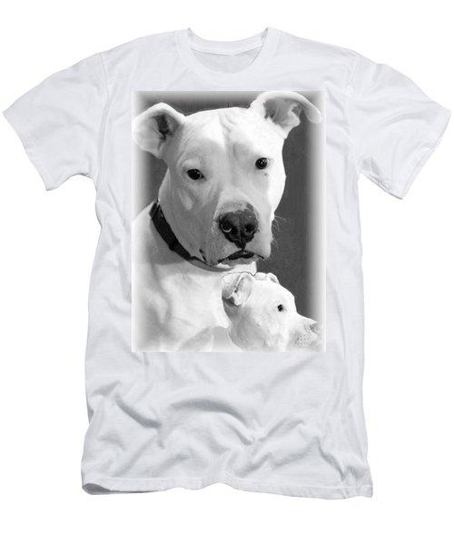 Men's T-Shirt (Slim Fit) featuring the photograph Prettyboy by Robert McCubbin