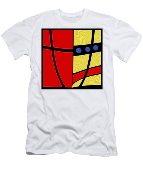 Primary Motivations 2 Men's T-Shirt (Slim Fit) by Wendy J St Christopher