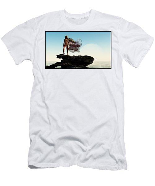 Princess Of Mars... Men's T-Shirt (Athletic Fit)