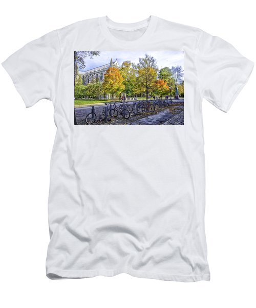 Princeton University Campus Men's T-Shirt (Athletic Fit)