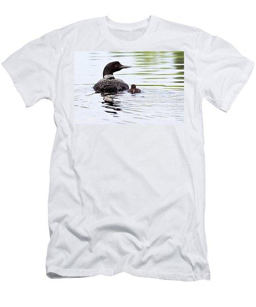 Proud Parent Men's T-Shirt (Athletic Fit)
