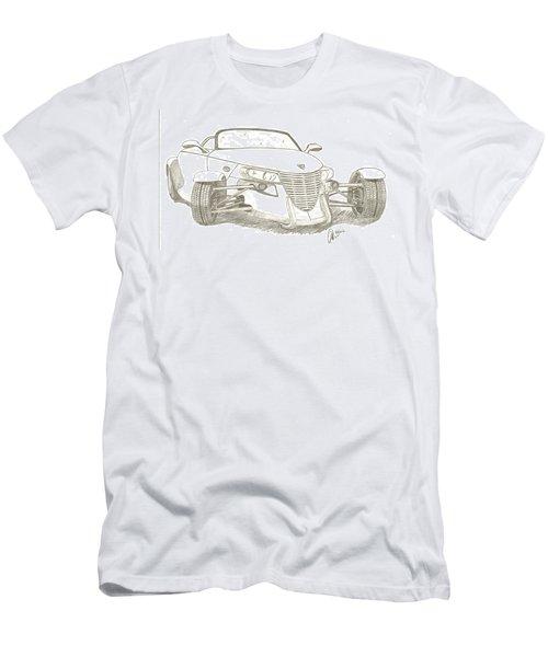 Prowler Sketch Men's T-Shirt (Slim Fit) by Chris Thomas