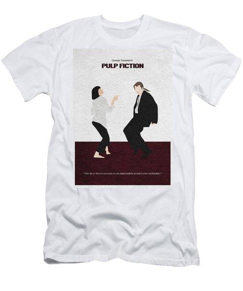 Pulp Fiction 2 Men's T-Shirt (Athletic Fit)
