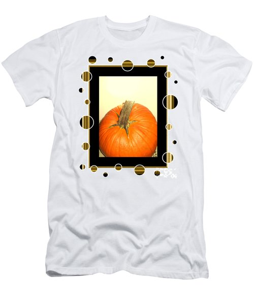 Pumpkin Card Men's T-Shirt (Athletic Fit)