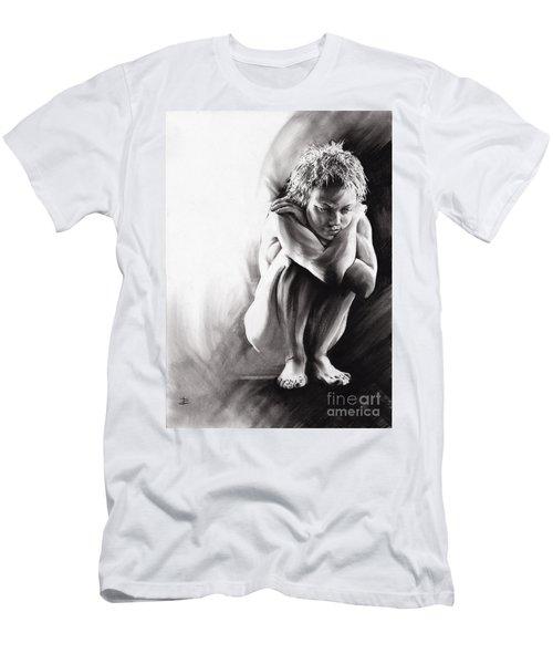 Quiescent II Men's T-Shirt (Slim Fit) by Paul Davenport