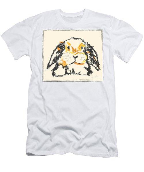 Rabbit Jon Men's T-Shirt (Athletic Fit)