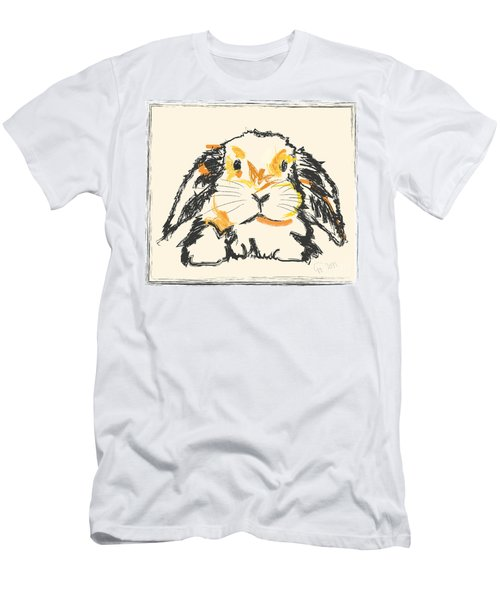 Rabbit Jon Men's T-Shirt (Athletic Fit)