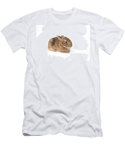 Rabbit Men's T-Shirt (Athletic Fit)