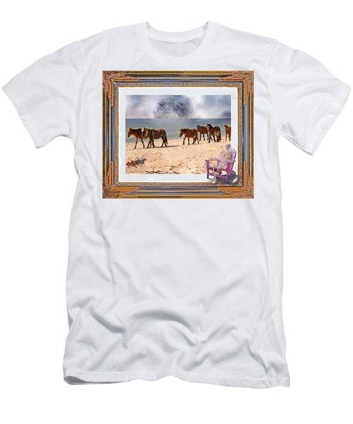 Race Of A Lifetime Men's T-Shirt (Athletic Fit)