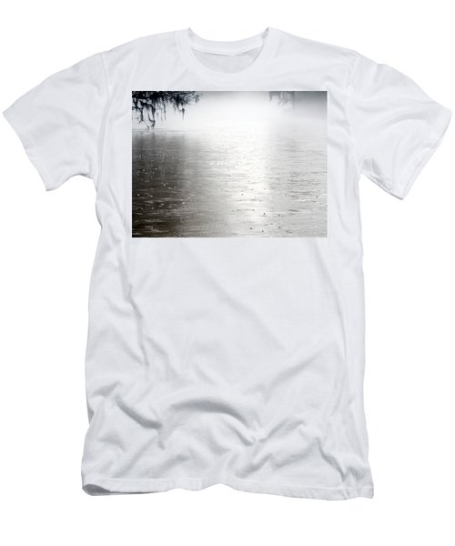 Rain On The Flint Men's T-Shirt (Athletic Fit)