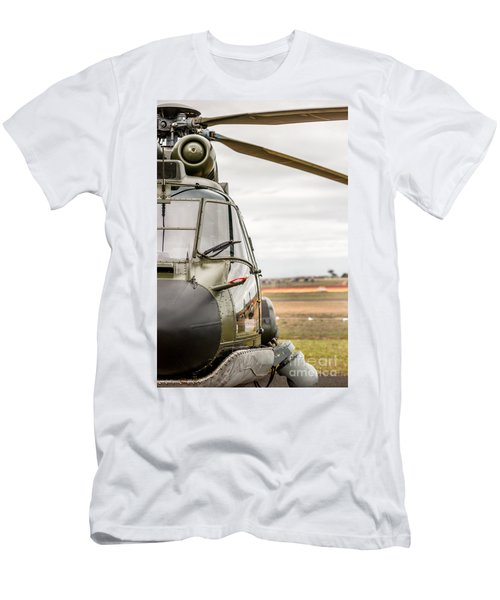 Ready For Action II Men's T-Shirt (Slim Fit) by Ray Warren