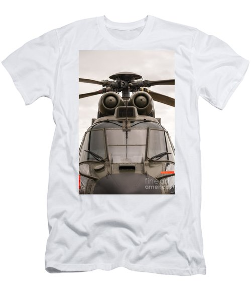Ready For Action Men's T-Shirt (Athletic Fit)