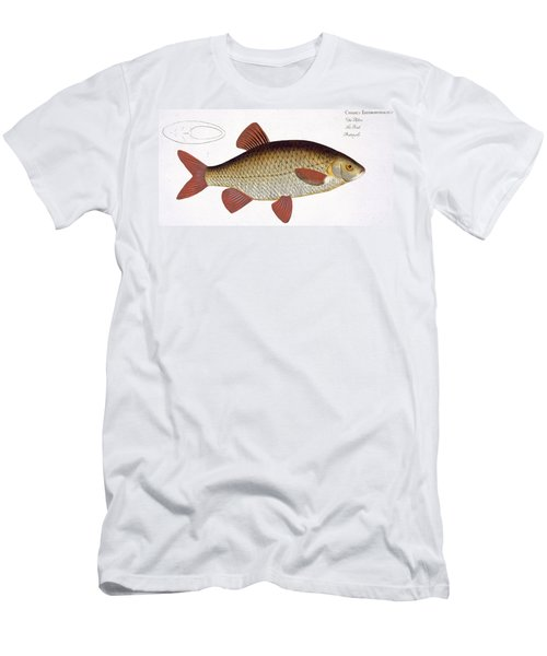 Red Carp Men's T-Shirt (Athletic Fit)