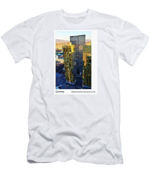 Reflected Shadows - View From The 52nd Men's T-Shirt (Athletic Fit)