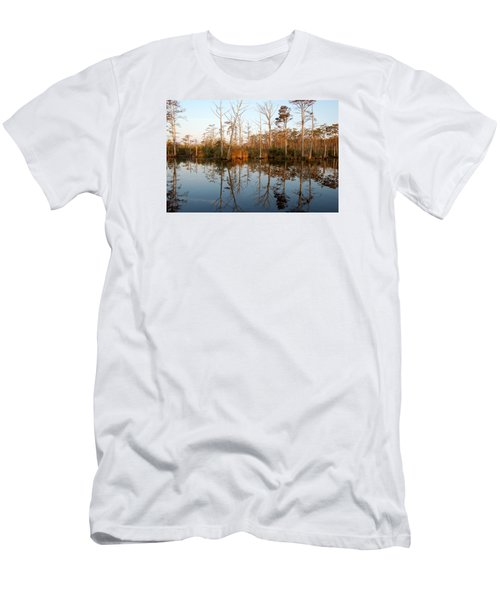 Reflection Men's T-Shirt (Slim Fit)