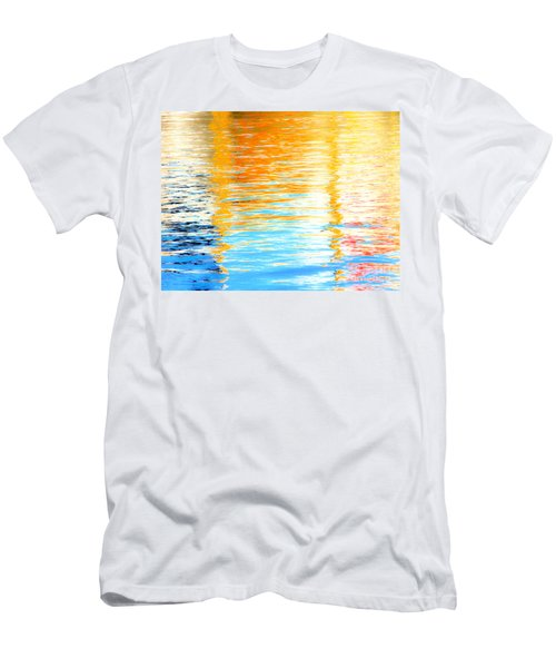 Reflections Of The Setting Sun Men's T-Shirt (Athletic Fit)
