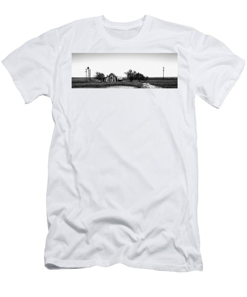 Remnants Of The Dust Bowl Men's T-Shirt (Athletic Fit)