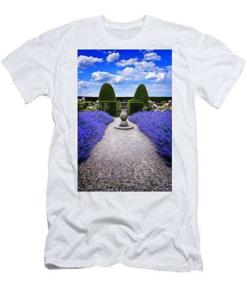Rhapsody In Blue Men's T-Shirt (Athletic Fit)