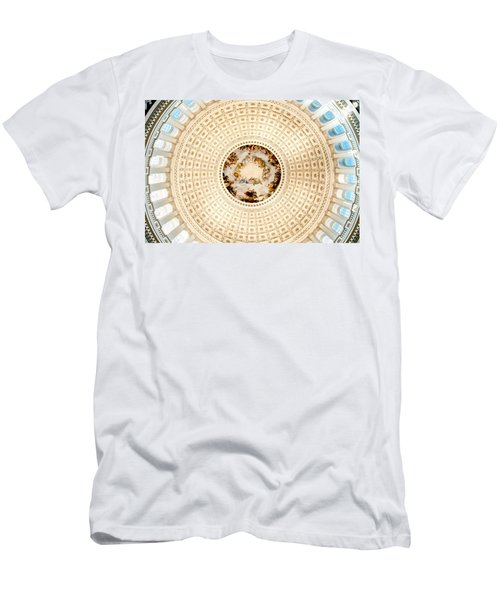 Ring Around The Capitol Men's T-Shirt (Athletic Fit)