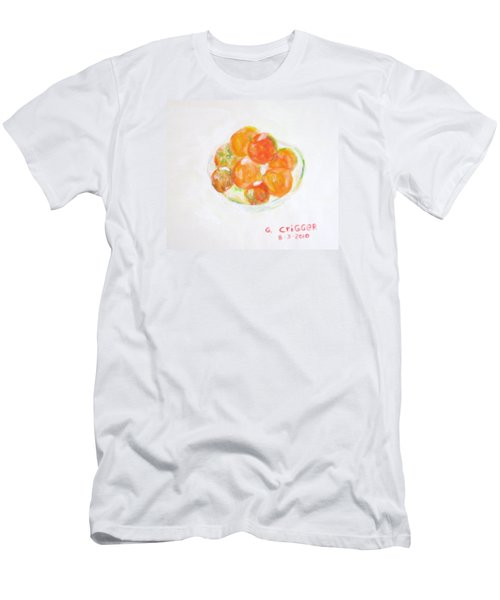 Ripening Tomatoes Men's T-Shirt (Athletic Fit)