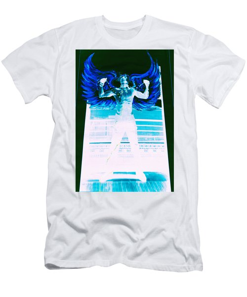 Rising Angel Men's T-Shirt (Athletic Fit)