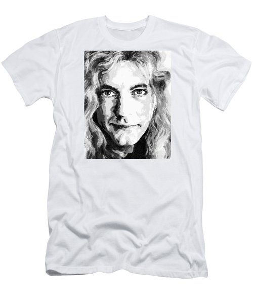 Robert Plant - Still The Best Men's T-Shirt (Athletic Fit)