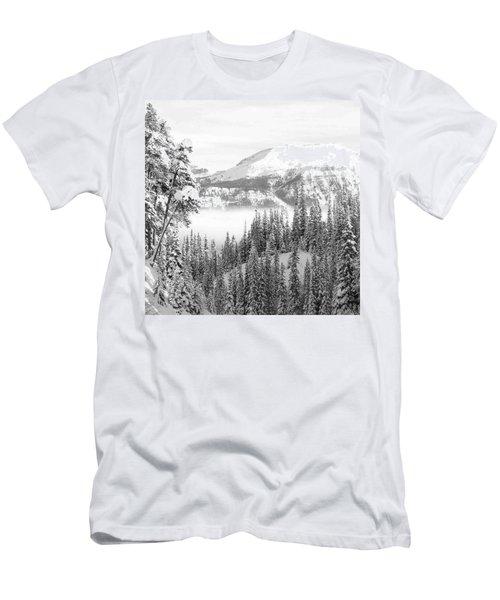 Rocky Mountain Vista Men's T-Shirt (Athletic Fit)