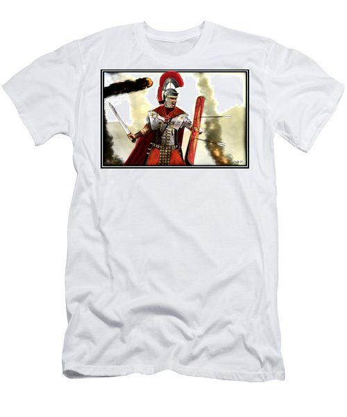 Roman Centurion Men's T-Shirt (Athletic Fit)