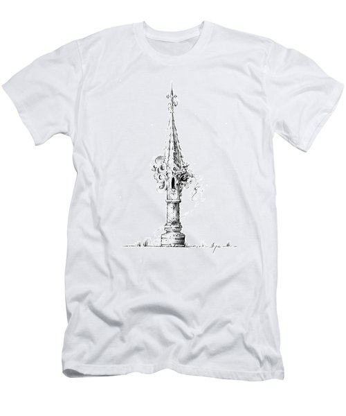 Tower Men's T-Shirt (Athletic Fit)