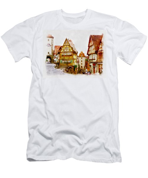 Rothenburg Men's T-Shirt (Athletic Fit)