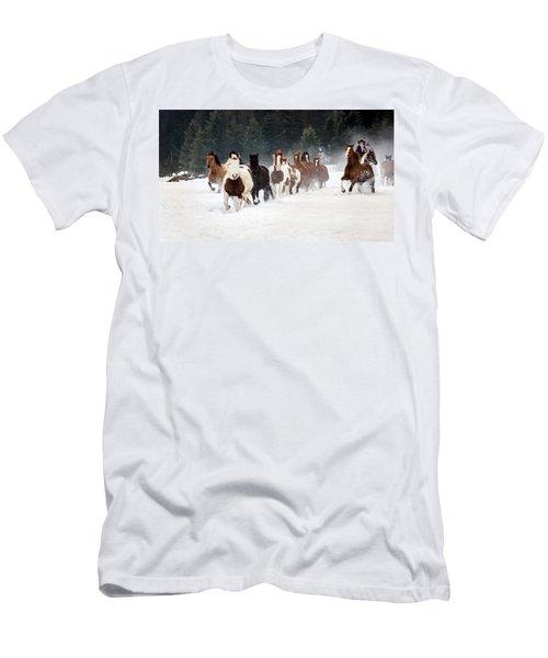 Roundup Men's T-Shirt (Athletic Fit)