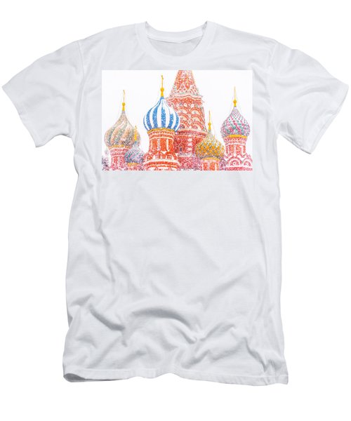 Russian Winter Men's T-Shirt (Athletic Fit)