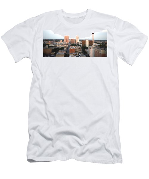 Sa Skyline 003 Men's T-Shirt (Athletic Fit)