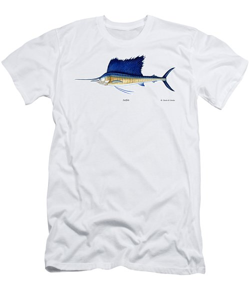 Sailfish Men's T-Shirt (Athletic Fit)