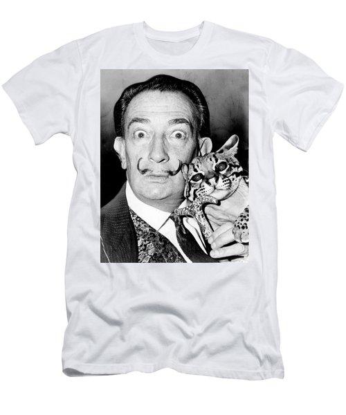 Salvador Dali Men's T-Shirt (Athletic Fit)